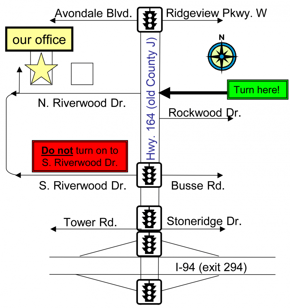 riverwood contact map